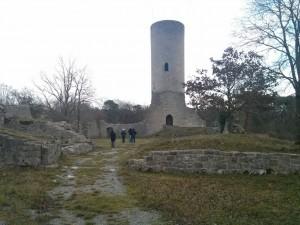 Ruine der ehemaligen Weinsberger Reichelsburg